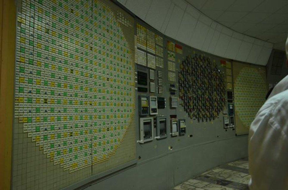 Зона отчуждения - куда не попадают сталкеры: Фоторепортаж из Чернобыля - фото 121198