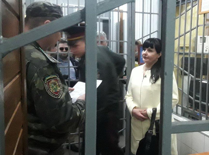 В Украине впервые выпустили на свободу пожизненно осужденную - фото 118556
