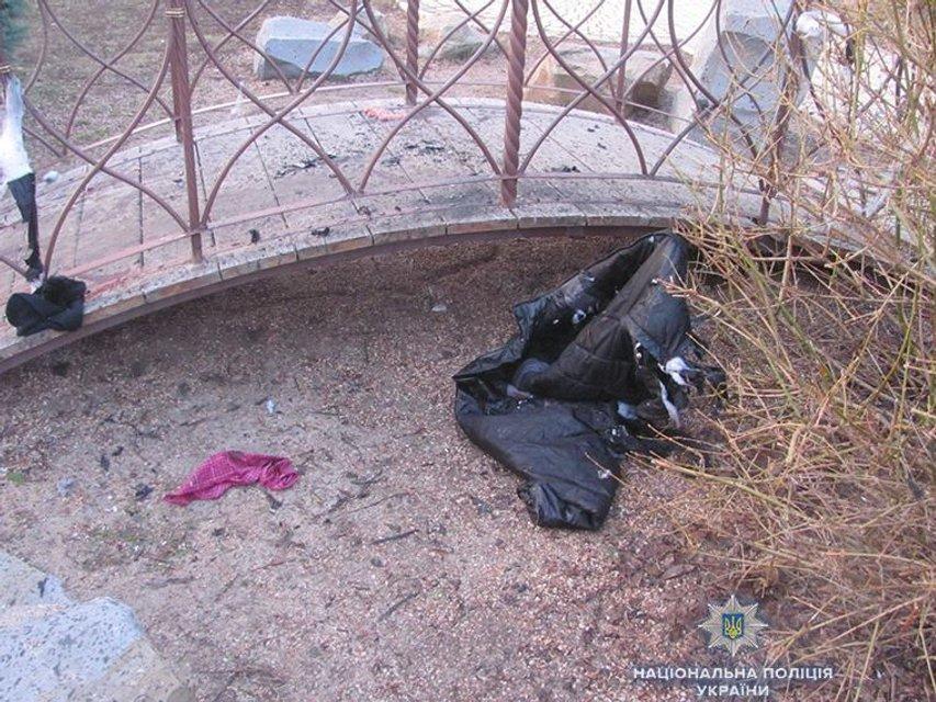 В Северодонецке мужчина подорвал себя гранатой (ФОТО) - фото 117943