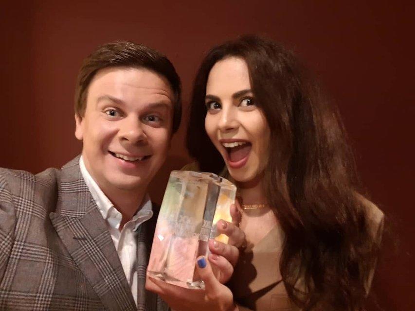 XXL MEN'S AWARDS: Бабкин и Комаров получили престижные награды - фото 121824