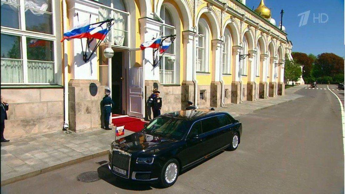 'Инаугурация царя': Путин останется президентом РФ до 2024 года - фото 123530