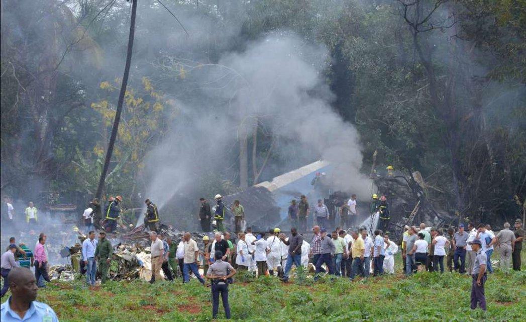Крушения самолета на Кубе: Подробности катастрофы - фото 125923