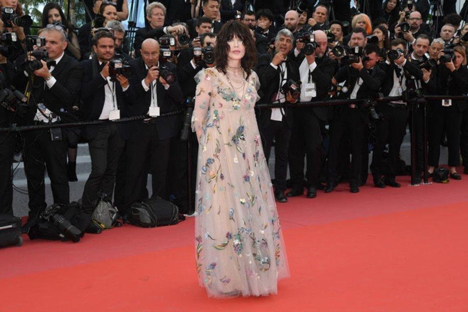 Каннский кинофестиваль-2018: звезды удивили своими нарядами - фото 123923