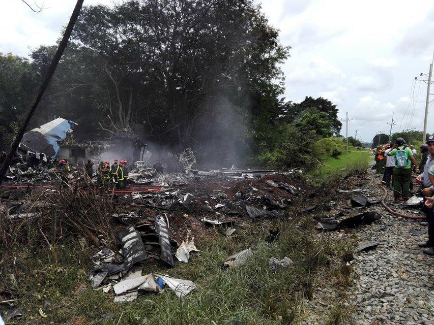 Крушения самолета на Кубе: Подробности катастрофы - фото 125922
