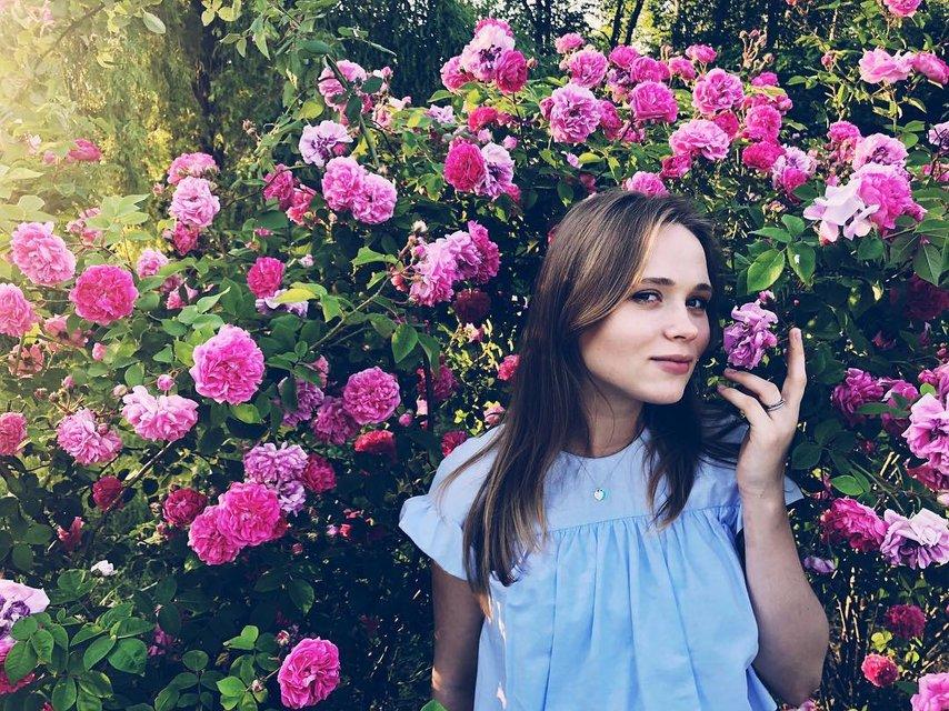 Молодая украинская актриса впервые готовится стать мамой - фото 128181
