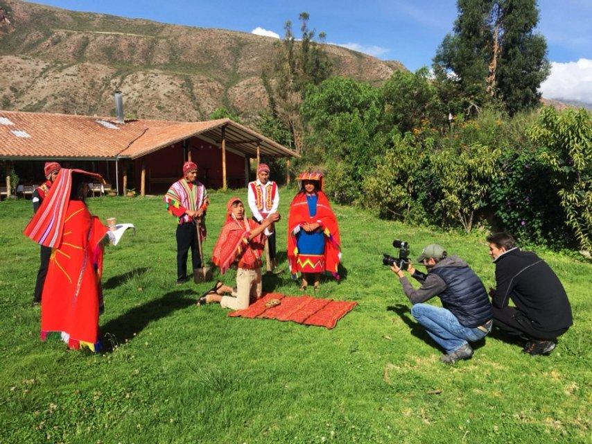 Орел и решка Перезагрузка 2 Выпуск 15: Америка, Перу, Куско - фото 124665