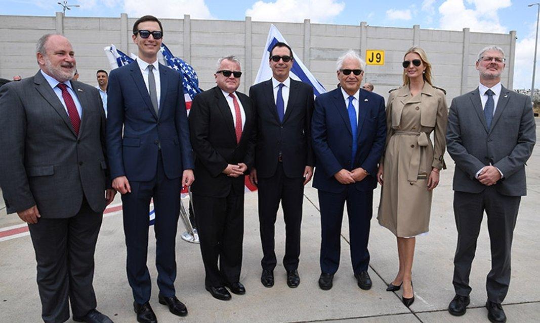 Столкновения и жертвы: В Иерусалиме открыли посольство США - фото 124901