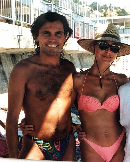 Ольга Сумская в купальнике похвалилась фигурой на архивном фото - фото 126428