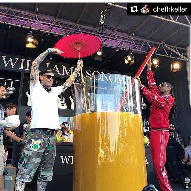 Рэпер Snoop Dogg установил мировой рекорд - фото 128161