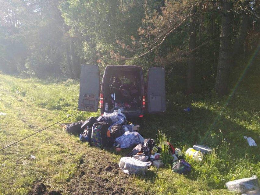 Ужасное ДТП: На Трассе Киев-Чоп погибли 6 человек - фото 126662