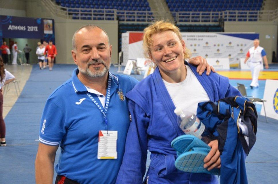 Украинцы завоевали 7 медалей на чемпионате Европы по самбо - фото 125974