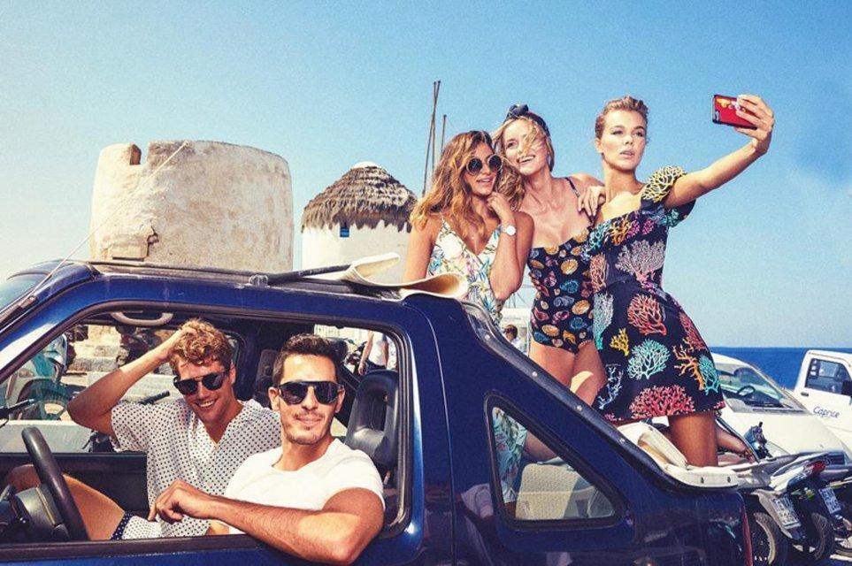 Украинская модель стала лицом всемирно известного бренда - фото 122833