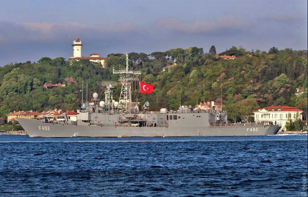 В Черное море вошли корабли НАТО - фото 122812