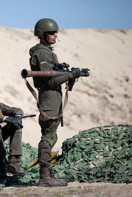 Нацгвардия получила американские гранатометы - фото 125681