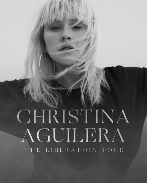 Кристина Агилера впервые за 10 лет отправится в концертный тур - фото 124201