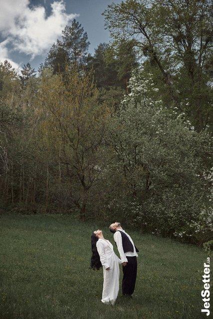 Розовая свадьба: Сергей и Снежана Бабкины снялись в эротической фотосессии - фото 124604
