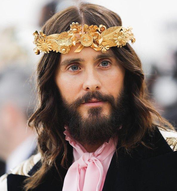 Met Gala-2018: Джаред Лето в роли Иисуса, а Кэти Перри - ангела - фото 123828