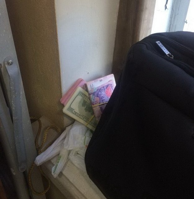 Днепровский судья попался на взятке в 15 тысяч долларов - фото 127255