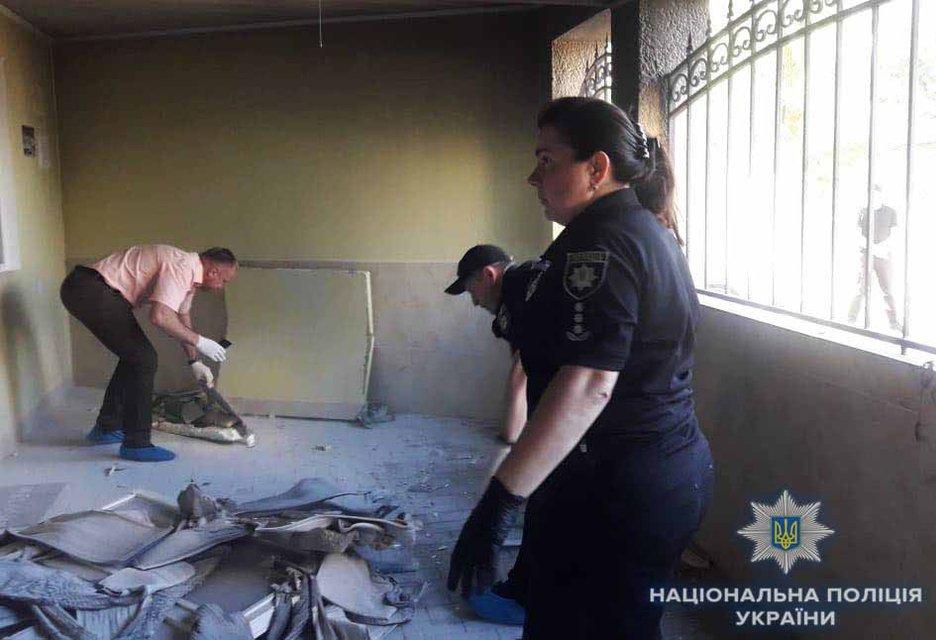 В Затоке прогремел взрыв на базе отдыха, пострадал турист - фото 126656
