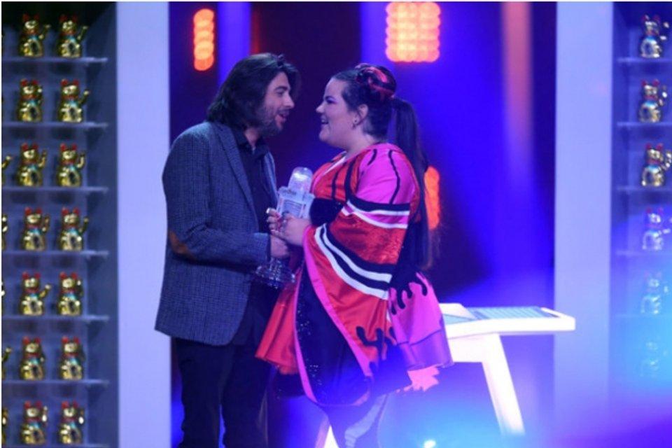 Евровидение 2018: победитель - Нетта Барзилай из Израиля - фото 124733