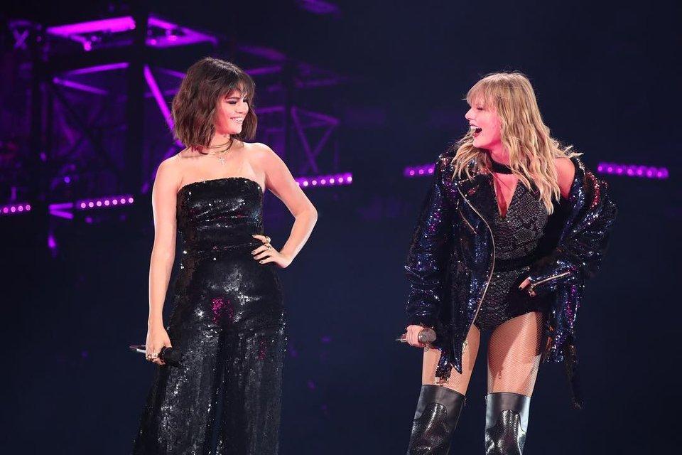 Тейлор Свифт устроила сюрприз на своем концерте - фото 126176