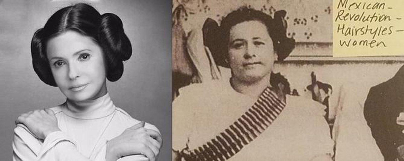 Тимошенко приплела 'Звездные войны', чтобы показать себя мексиканской революционеркой - фото 123161