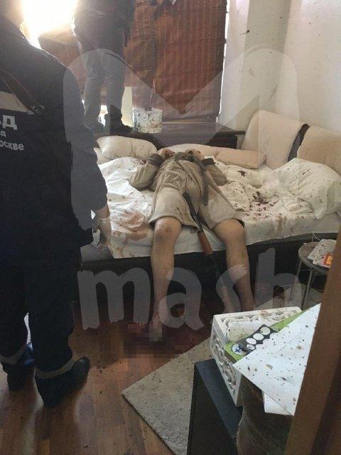 В России обнаружили убитым соратника Путина (18+) - фото 125400