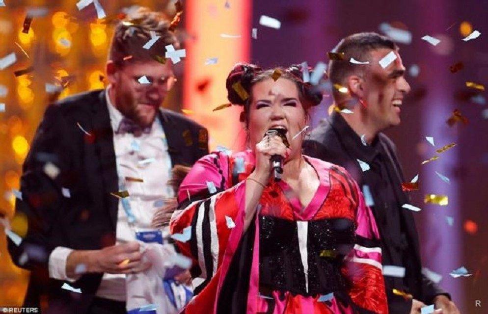 Евровидение 2018: победитель - Нетта Барзилай из Израиля - фото 124737