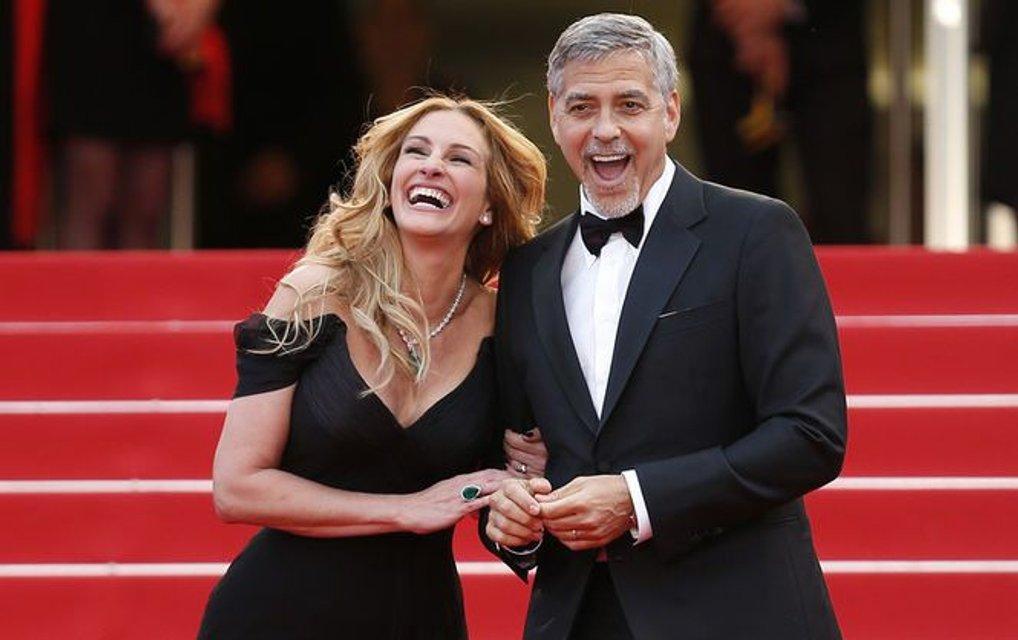 Джордж Клуни получит награду от известной голливудской актрисы - фото 128192