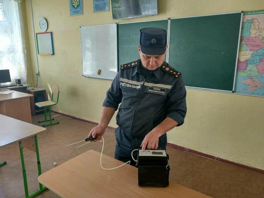 В николаевской школе распылили едкий газ, 36 детей попали больницу - фото 126260