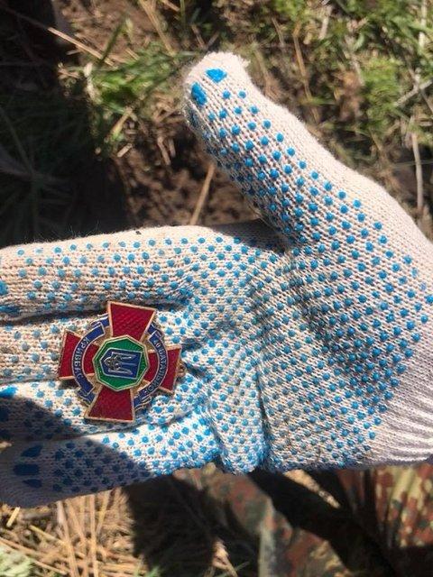 Забыли и прикопали: под Днепром нашли вещи погибших в Иловайском котле (ФОТО) - фото 125302