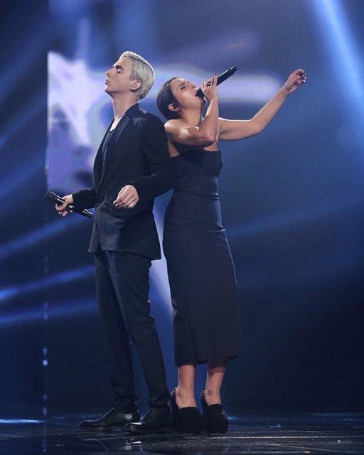 Евровидение-2018: Джамала поддержала Melovin - фото 124302
