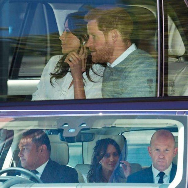 В Виндзоре состоялась генеральная репетиция свадьбы Меган Маркл и принца Гарри - фото 125631