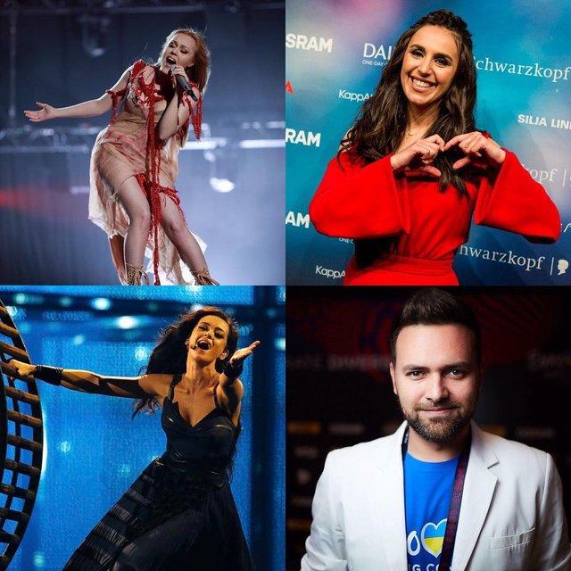 Евровидение-2018: комментаторами станут участницы прошлых годов - фото 123183
