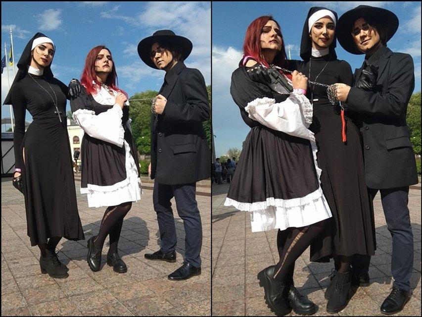 Kyiv Comic Con: Косплей – это не дичь, а дело семейное - фото 126692