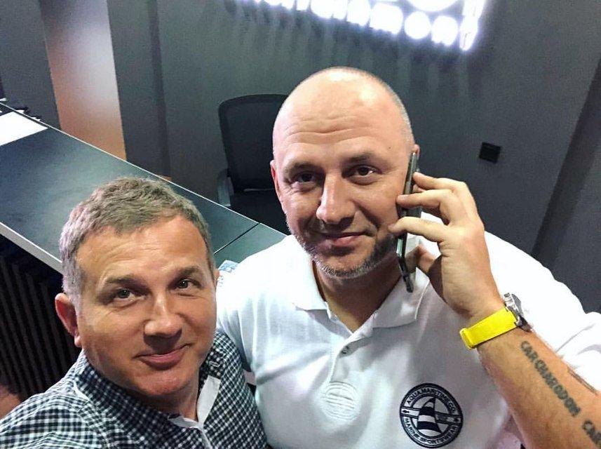 Потап станет саунд-продюсером нового фильма Юрия Горбунова - фото 126379