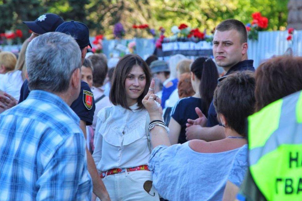 Держать порох сухим: Как Одесса пережила годовщину 2 мая - фото 122919