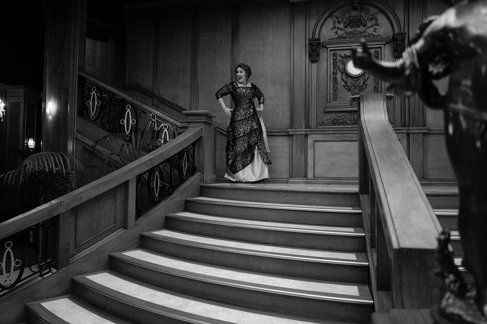 Адель отпраздновала юбилей в стиле 'Титаника' - фото 123553