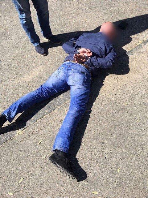 В Киеве мошенники требовали деньги от имени СБУ - фото 124325