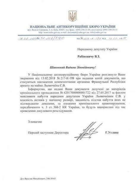 Рабинович судится с нацагентством из-за дома Левочкина - фото 126364