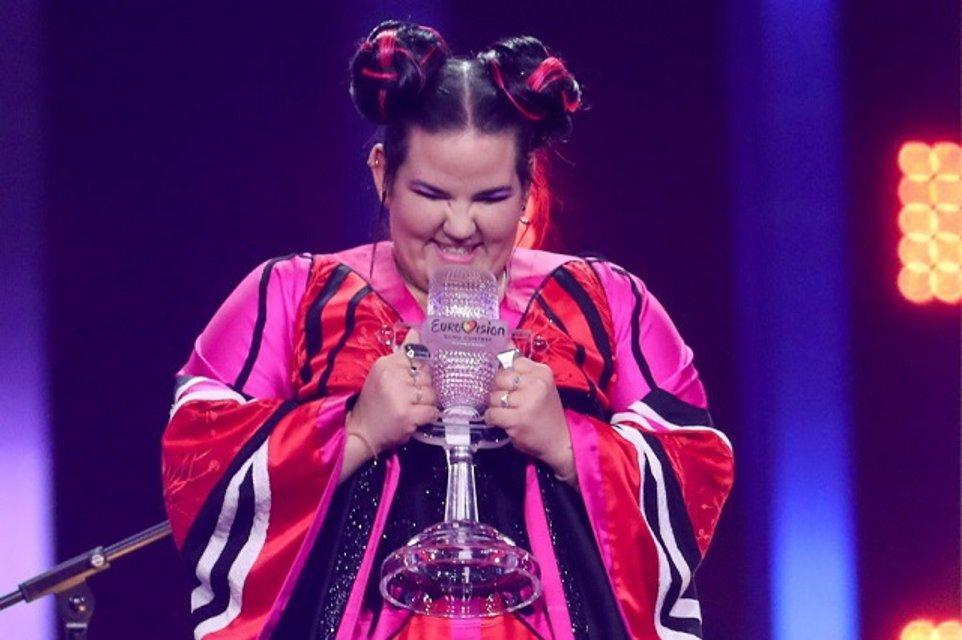 Евровидение 2018: победитель - Нетта Барзилай из Израиля - фото 124734
