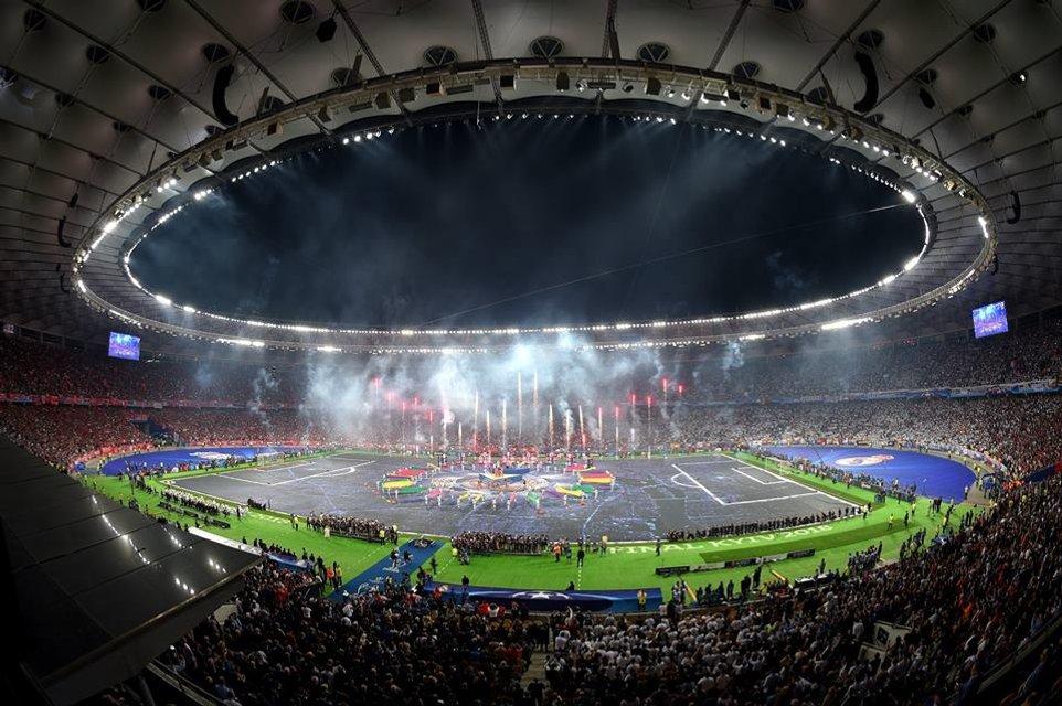 Вікно з Європи: Чи впорався Київ з проведенням фіналу Ліги Чемпіонів - фото 127738