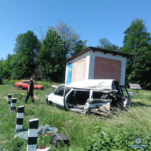 В Одесской области бус попал под поезд, один погибший, пострадали дети - фото 127630