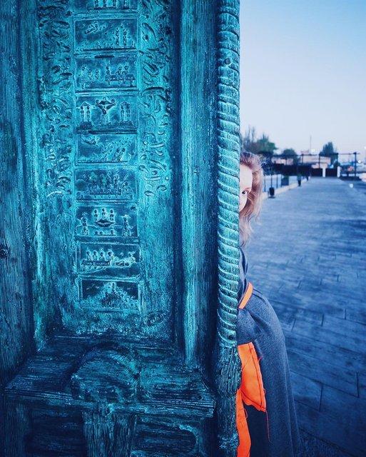 Беременная Алена Шоптенко выставила фото с отдыха в Одессе - фото 122658