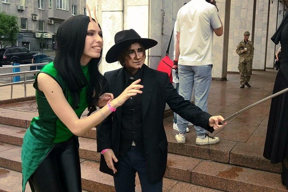 Kyiv Comic Con: Косплей – это не дичь, а дело семейное - фото 126697