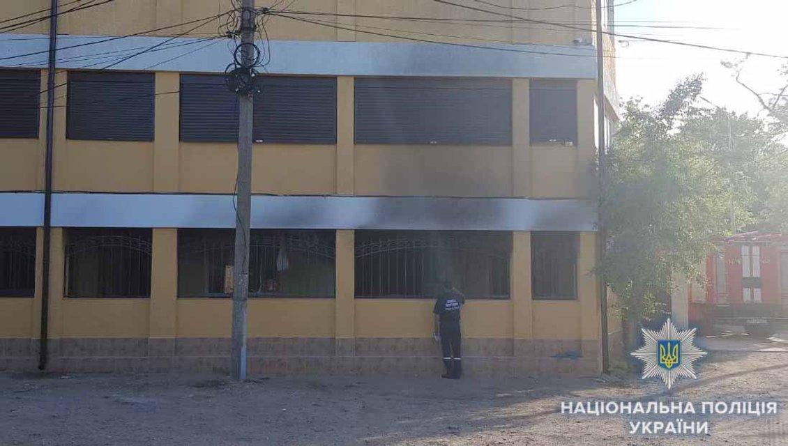 В Затоке прогремел взрыв на базе отдыха, пострадал турист - фото 126655