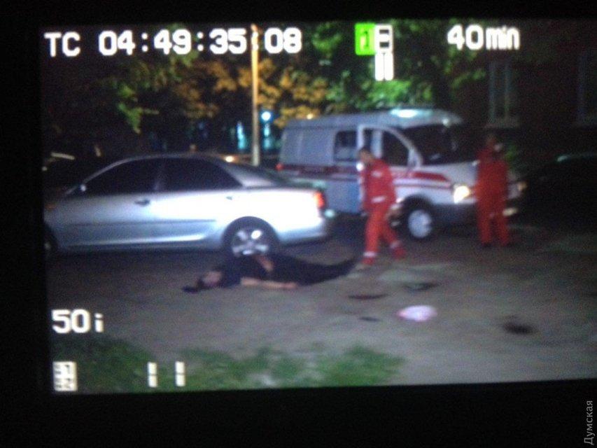 В Одессе покушались на известного активиста, нападавший убит - фото 127099
