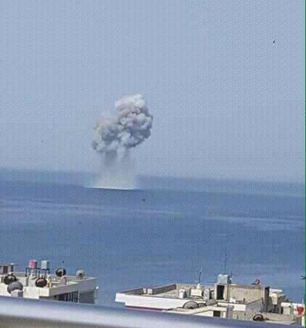 Новейший российский истребитель утонул в Средиземном море - фото 122927