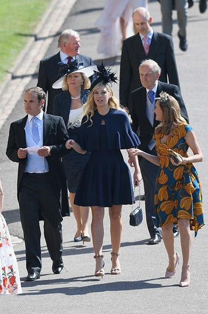 Принц Гарри провел эмоциональный разговор с бывшей перед свадьбой - фото 127069