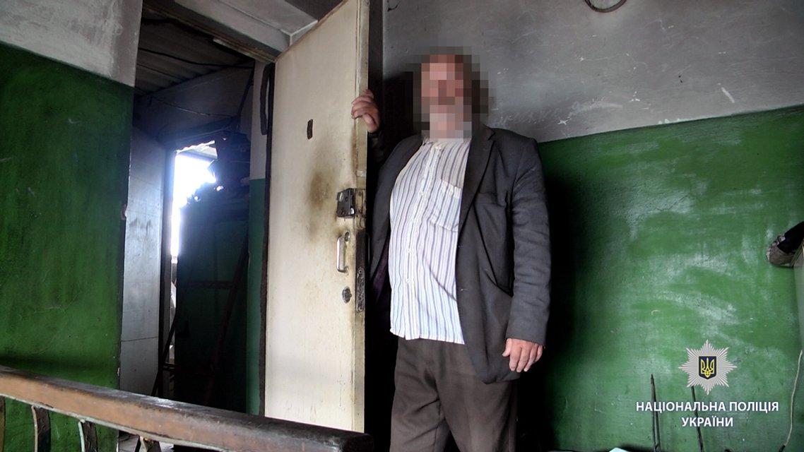 В Харьковской области пенсионер держал в плену 9-летнюю девочку - фото 129600